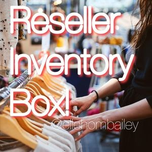 Tops - Reseller Inventory Box! 8 items for $25